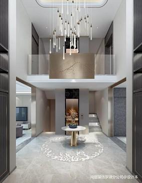 当代自然《远山》别墅豪宅现代简约家装装修案例效果图
