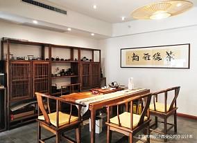 沉淀时间的一缕清香丨新中式茶室_3857149