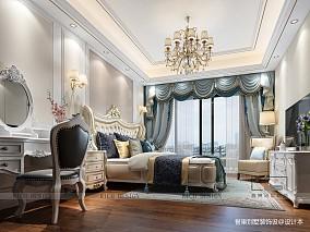 梅花山庄私家别院别墅豪宅中式现代家装装修案例效果图