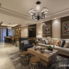 万安县影视城顶级全红木中式古典装修设计_3864367