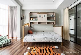 轻奢美式独栋别墅英郡雷丁·上海·松江卧室3图美式经典卧室设计图片赏析
