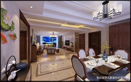枣庄城市人家 峄城水发颐和园 装修效果图_3870037