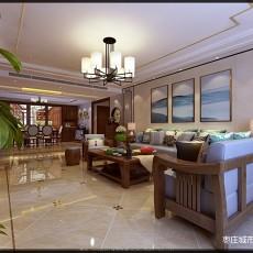 枣庄城市人家 峄城水发颐和园 装修效果图_3870040