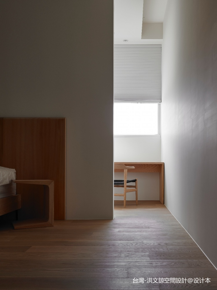 22號‧不多不少卧室现代简约卧室设计图片赏析