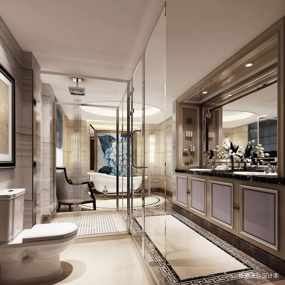 别墅卫生间其他卫生间设计图片赏析