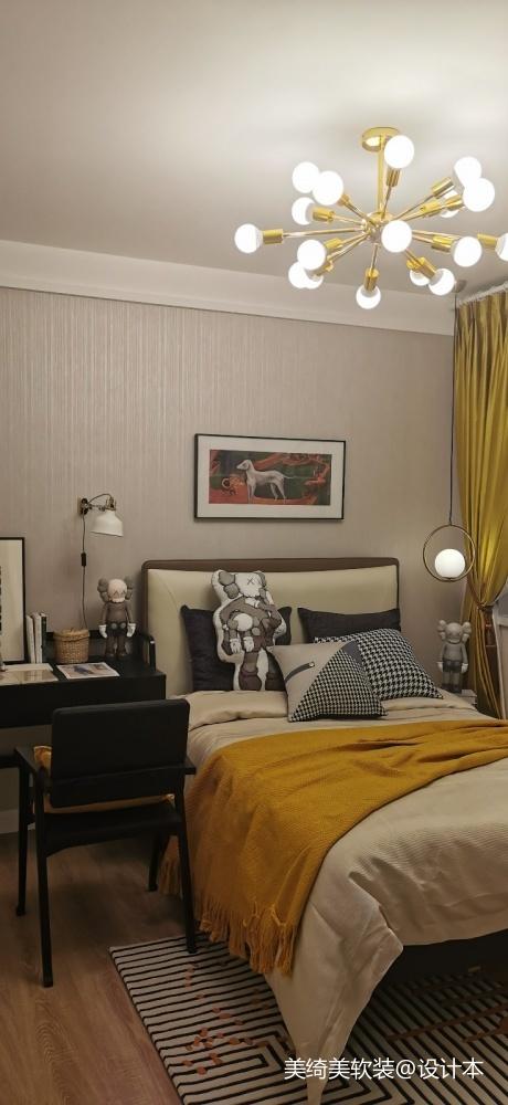 首创龙湾样板间卧室其他卧室设计图片赏析