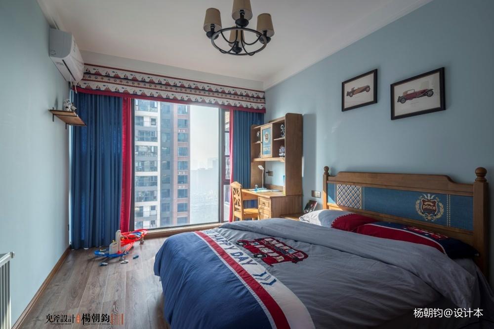 时光卧室美式田园卧室设计图片赏析