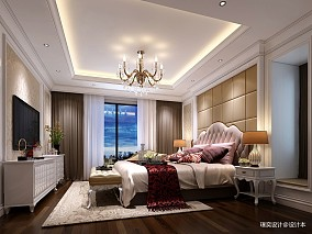 简约美式风格公寓_3881484