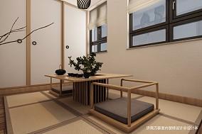 26万160㎡中式现代家装装修效果图