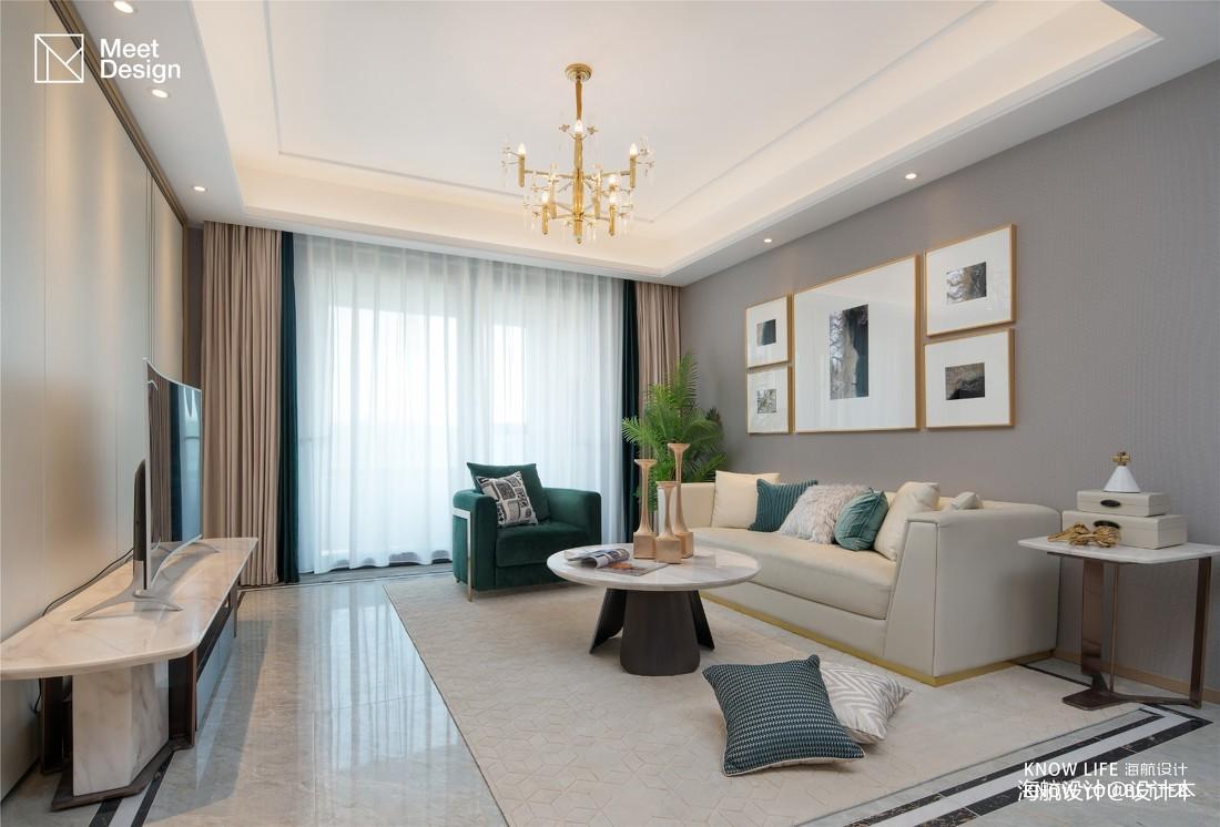 """空间布局""""零""""改动精装房奇妙宴会开场了客厅其他客厅设计图片赏析"""