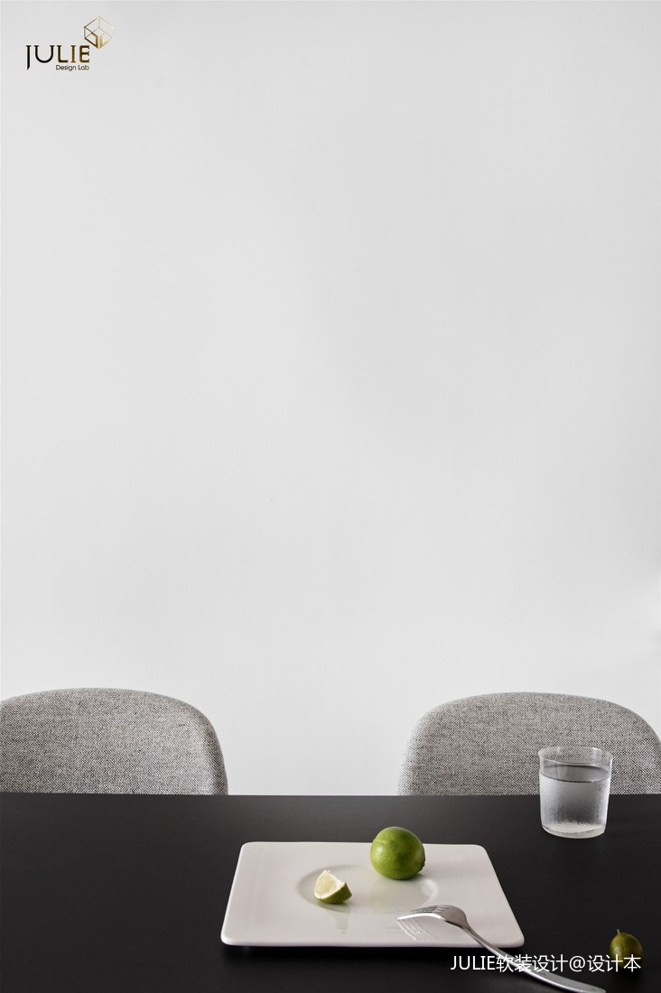 Ramble软装总得带点绿厨房现代简约餐厅设计图片赏析