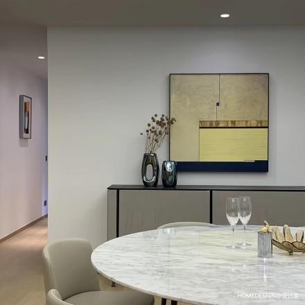 平层私宅设计_3904602四居及以上现代简约家装装修案例效果图