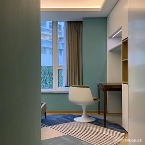 平层私宅设计四居及以上现代简约家装装修案例效果图