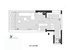 禅.雅四居及以上中式现代家装装修案例效果图