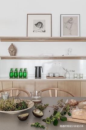 """把""""房子""""变成""""家""""厨房2图日式餐厅设计图片赏析"""