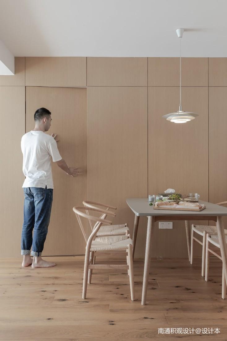 """把""""房子""""变成""""家""""厨房1图日式餐厅设计图片赏析"""