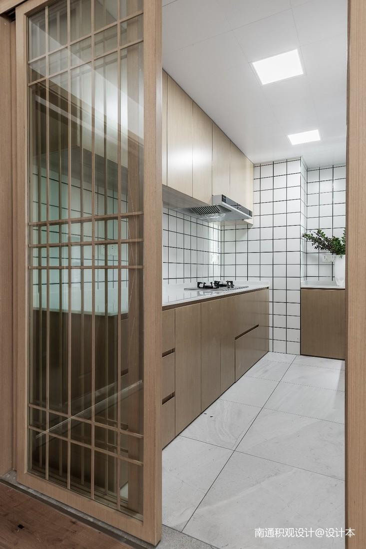 """把""""房子""""变成""""家""""餐厅日式厨房设计图片赏析"""
