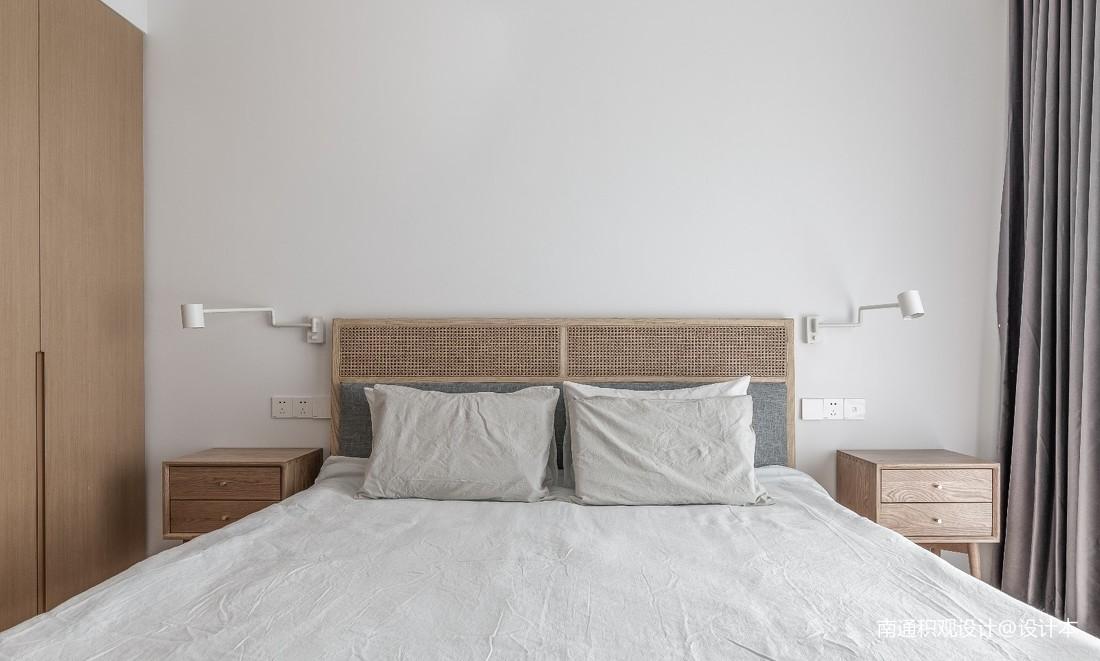 """把""""房子""""变成""""家""""卧室日式卧室设计图片赏析"""