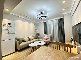 60平方单身复式公寓设计_3916611