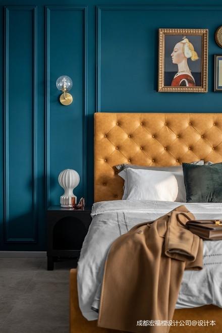 迷人生活 宏福樘设计卧室