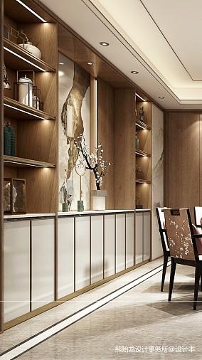 古韵清幽书香农厨房中式现代设计图片赏析