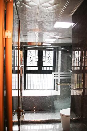 120m²欧式小户型装出大家范卫生间欧式豪华设计图片赏析