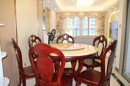 120m²欧式小户型装出大家范厨房