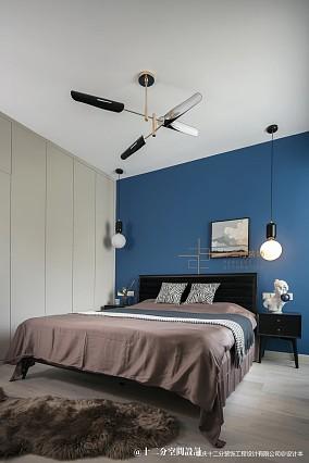 十二分定制打造金科东方雅郡丰盈的内心二居现代简约家装装修案例效果图