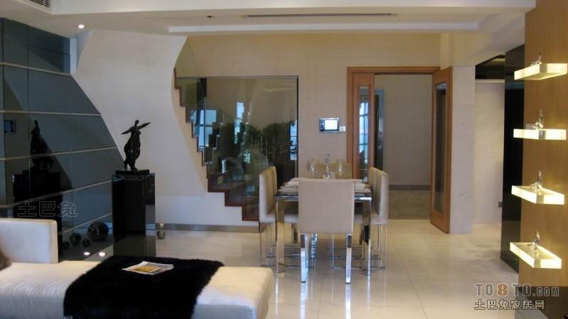 热门114平米混搭复式客厅设计效果图客厅潮流混搭客厅设计图片赏析