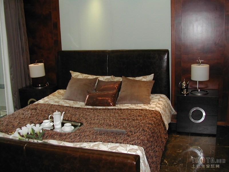精美115平混搭四居卧室设计案例卧室潮流混搭卧室设计图片赏析