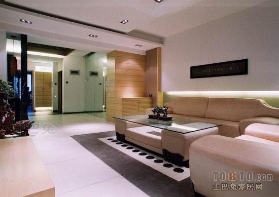 大气73平混搭三居客厅实拍图客厅潮流混搭客厅设计图片赏析