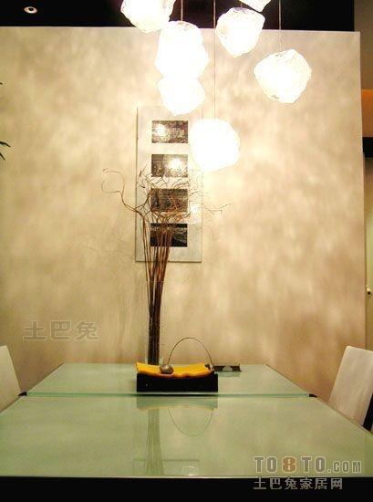 热门89平米二居餐厅混搭效果图片厨房潮流混搭餐厅设计图片赏析