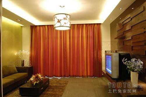 简洁127平混搭四居客厅效果图片大全客厅潮流混搭客厅设计图片赏析