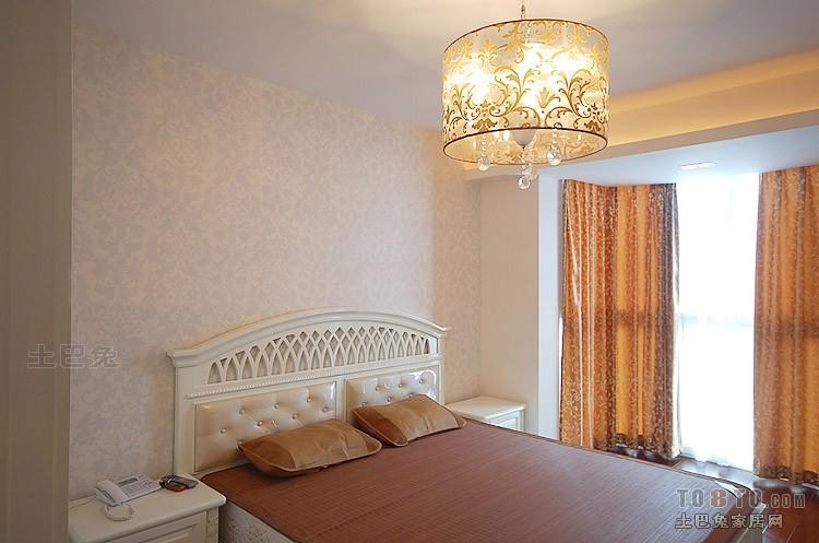 精美复式卧室混搭装修实景图片欣赏卧室潮流混搭卧室设计图片赏析