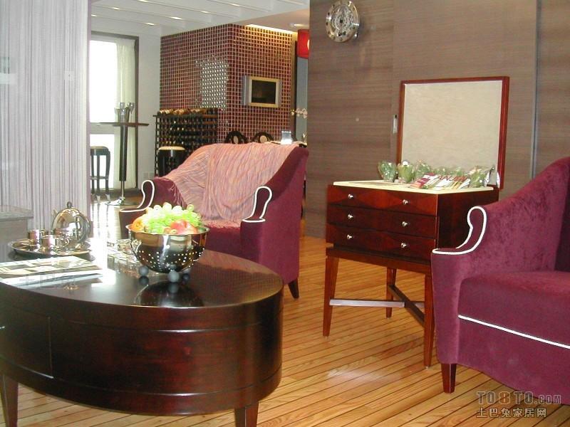 混搭3室客厅装修效果图片欣赏108平客厅潮流混搭客厅设计图片赏析