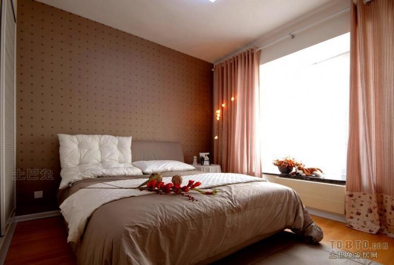 热门四居卧室混搭效果图卧室潮流混搭卧室设计图片赏析