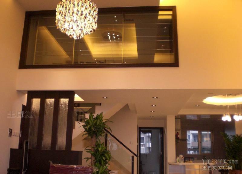 热门131平米混搭复式客厅装修效果图客厅潮流混搭客厅设计图片赏析