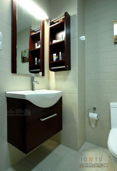 现代风格卫浴卫生间潮流混搭卫生间设计图片赏析