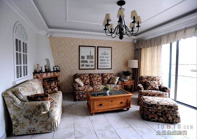 精美112平米混搭复式客厅欣赏图片大全客厅潮流混搭客厅设计图片赏析
