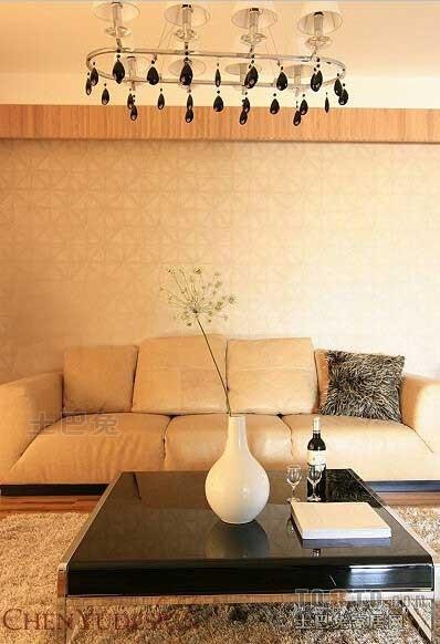 质朴88平混搭二居客厅美图客厅潮流混搭客厅设计图片赏析