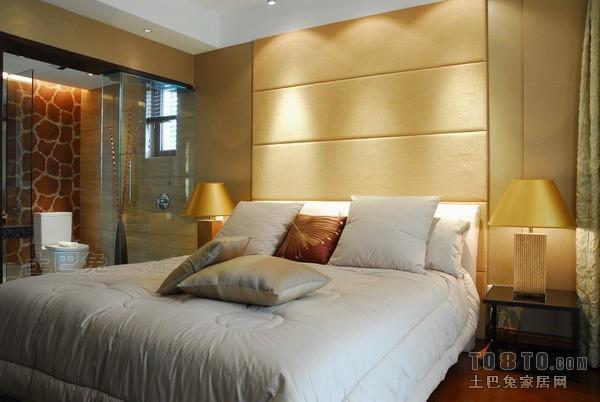 现代风格卧室卧室潮流混搭卧室设计图片赏析