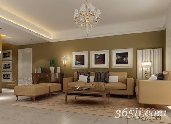 热门94平大小客厅三居混搭装修效果图客厅潮流混搭客厅设计图片赏析