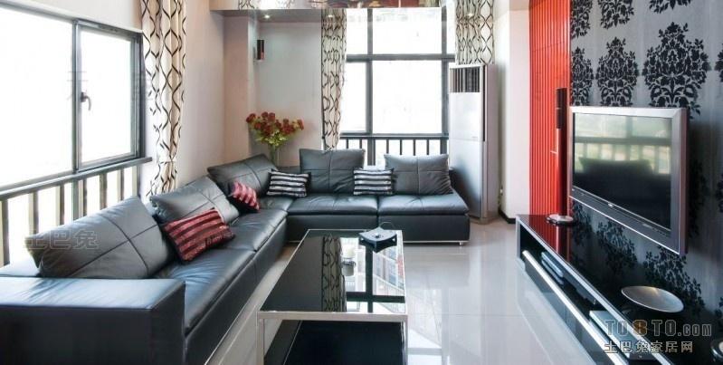 精选复式客厅混搭效果图片欣赏客厅潮流混搭客厅设计图片赏析