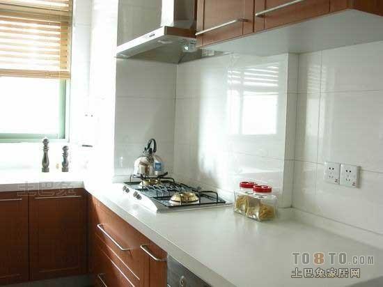 厨房1.jpg餐厅潮流混搭厨房设计图片赏析