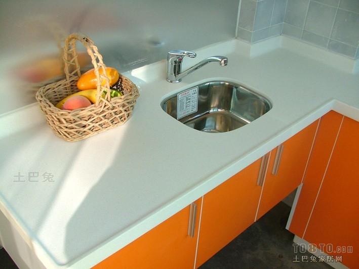 轻奢29平混搭小户型厨房实景图餐厅潮流混搭厨房设计图片赏析