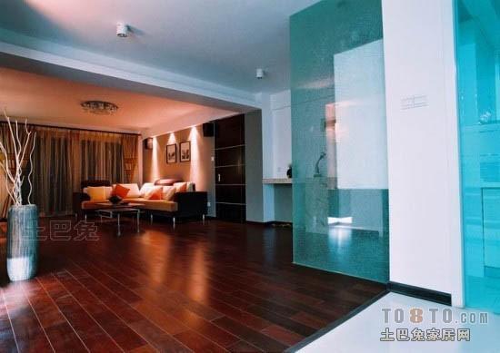 温馨66平混搭二居客厅实景图客厅潮流混搭客厅设计图片赏析
