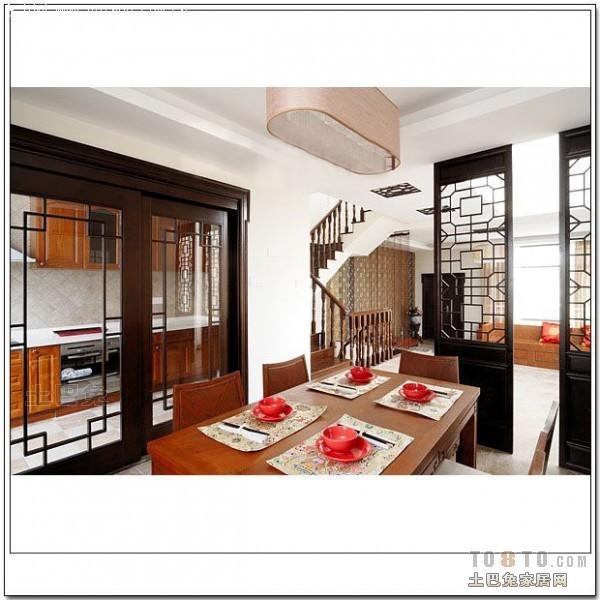 餐厅1.jpg厨房潮流混搭餐厅设计图片赏析