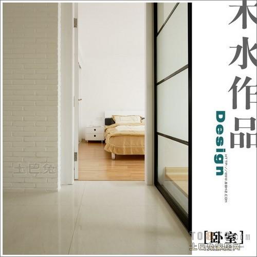 浪漫44平混搭复式卧室布置图卧室潮流混搭卧室设计图片赏析