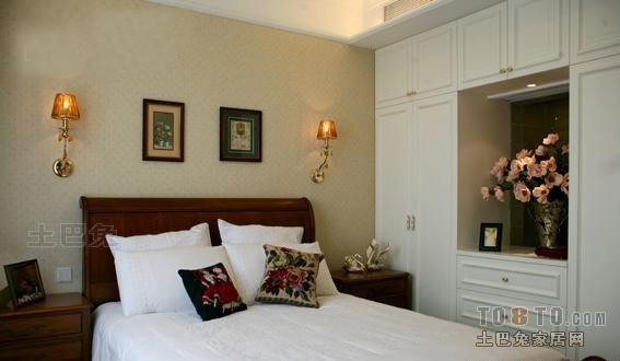 欧式现代卧室装修效果图大全2012图片卧室潮流混搭卧室设计图片赏析