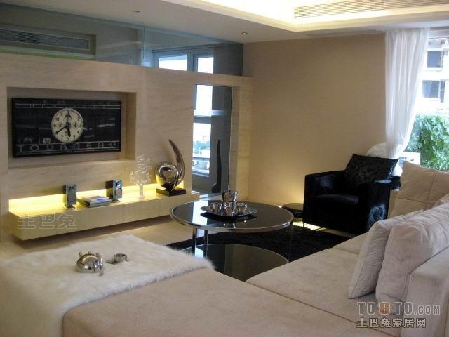 精美135平方四居客厅混搭装修效果图客厅潮流混搭客厅设计图片赏析